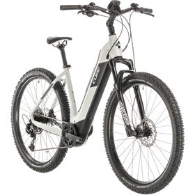 Cube Nuride Hybrid EXC 500 Easy Entry, grey'n'black